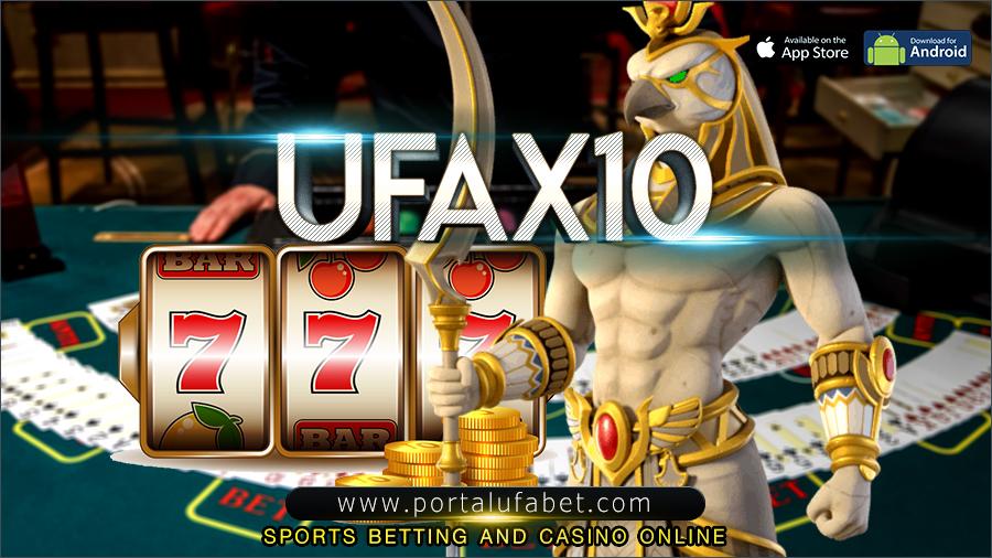 รีวิวเว็บพนัน อันดับที่ 5 .UFAX10
